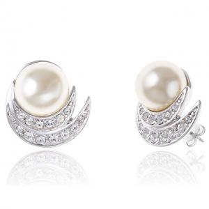 Cercei Perle Ivory Elegant1
