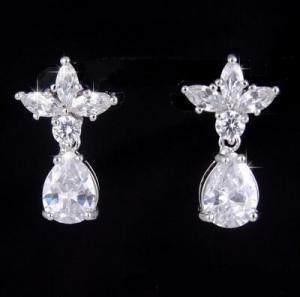 Cercei Princess White Diamonds1