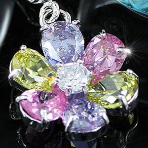 Cercei Borealy Topaz Colour Flower4