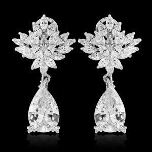Cercei Borealy Argint 925 Glamorous Diva Small [1]