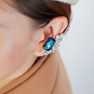 Cercel Borealy Ear Cuff Glamour Green1
