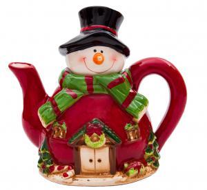 Christmas Cheer Basilur Tea & Cookies2