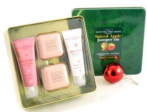 Christmas Gift Spiced Apple Scottish - Ediţie de Crăciun14