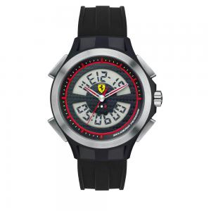 Chrono Scuderia Ferrari Lap Time Exclusive Watch0