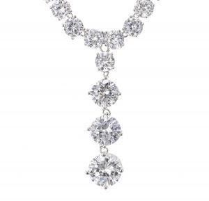 Precious Diamonds Colier by Borealy3