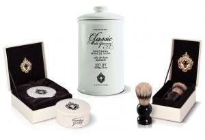 Set Bărbierit Luxury Clasic Male - Scottish Fine Soaps0