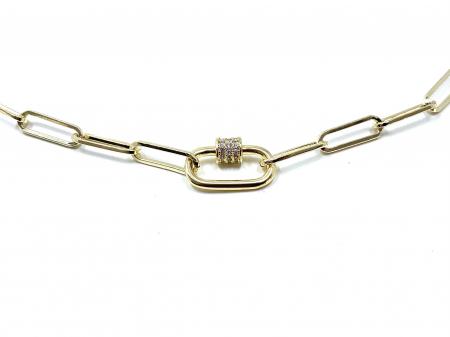 Colier Chain Micro Link1
