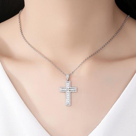 Colier Cross Elegant [1]