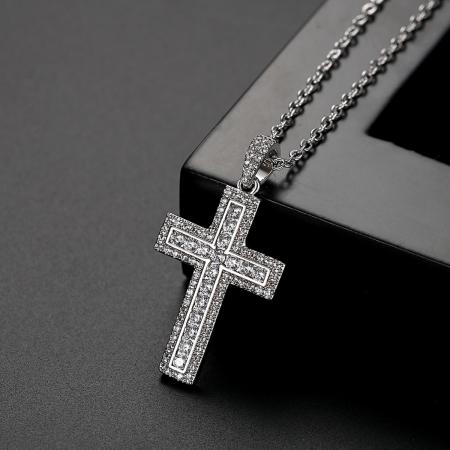 Colier Cross Elegant [3]