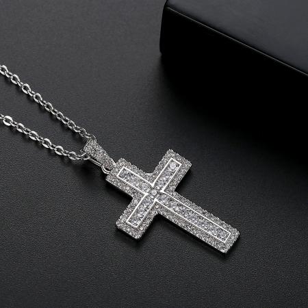 Colier Cross Elegant [4]
