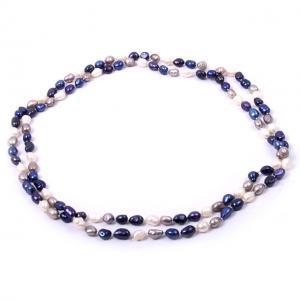 Colier Perle Naturale Super Long Elegance 150 cm0