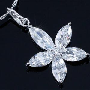 Colier Borealy Diamonds Angel2