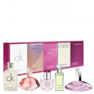Colier Butterfly Fuchsia & Deluxe Travel Collection Calvin Klein3
