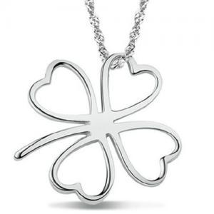 Colier Charm Lucky Argint 925 Borealy0