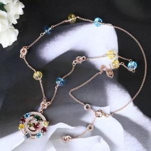 Colier Borealy Circle Colours Luxury3