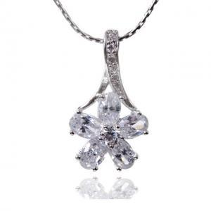 Colier Borealy Diamonds Fleur