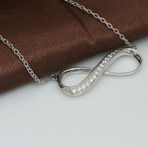Colier Infinity Argint 925 Borealy1