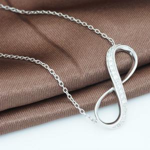 Colier Infinity Argint 925 Borealy3