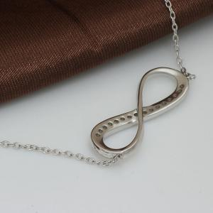 Colier Infinity Argint 925 Borealy2