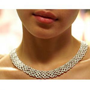Iris Diamonds Colier by Borealy2