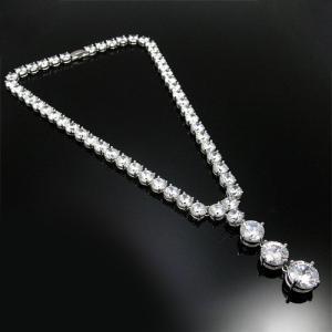 Precious Diamonds Colier by Borealy2