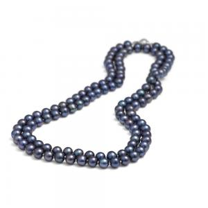Black Magic Long Pearls Shell0