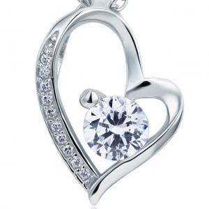 Colier Borealy Argint 925 Heart2