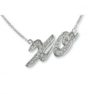 Colier Borealy Diamonds XO Kiss1