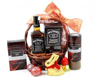 Jack Daniels Luxury Gift Basket0