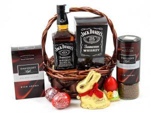 Jack Daniels Luxury Gift Basket1