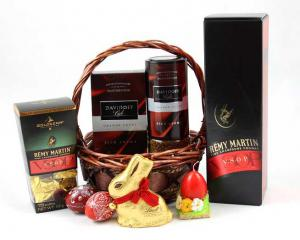 Remy Martin Luxury Gift Basket2