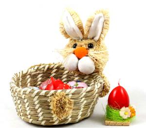 Cadou Cos Easter Egg Mini Rabbit1