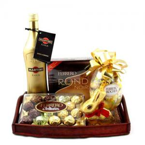 Special Gold Gift Tray0