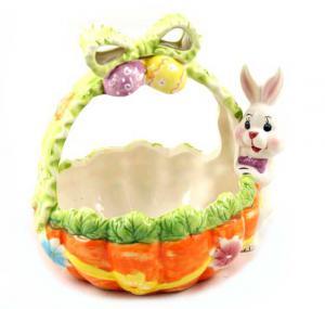 Cos Cadou Ferrero Ceramic Gift Basket1