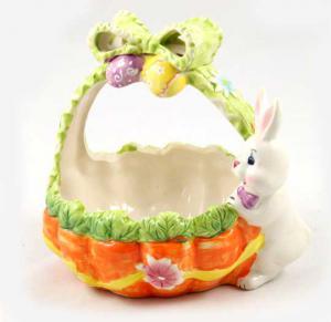 Cos Cadou Ferrero Ceramic Gift Basket4
