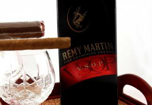 Sweet Remy Martin Cigars2