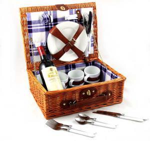 Coş picnic 4 persoane Alpi3