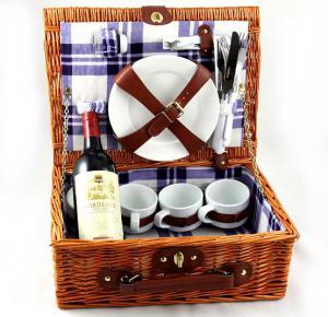 Coş picnic 4 persoane Alpi0