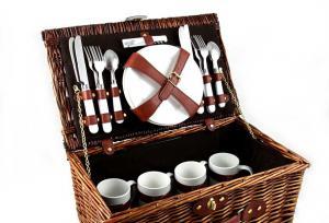 Coş picnic 4 persoane Carpaţi [0]