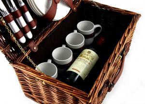 Coş picnic 4 persoane Carpaţi1