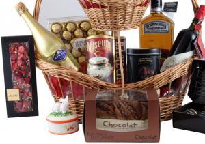 Coş de Paşte Luxury Easter Selection, cu Trufe de Padure1