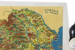 Set Cadou Romanian Hystory Collection - hartie manuala2