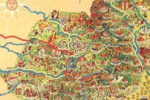 Set Cadou Romanian Hystory Collection - hartie manuala3
