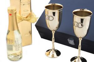 Fluet Champagne Gold by Chinelli - Made in Italy3