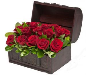 Cufăr 19 Happy Roses & Cercei Lotus Borealy2