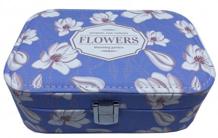 Cutie Bijuterii Blue Flowers0
