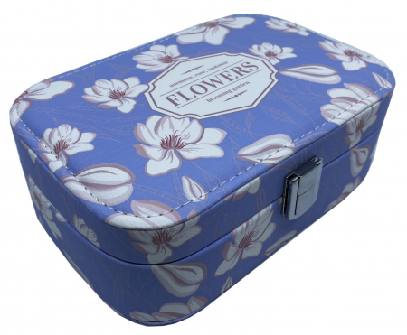 Cutie Bijuterii Blue Flowers2