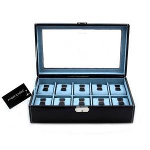 Cutie 10 ceasuri Bond Blue by Friedrich, made in Germany, si Note Pad Hugo Boss - personalizabil [2]