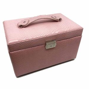 Cutia de bijuterii Elegant Pink by Borealy0