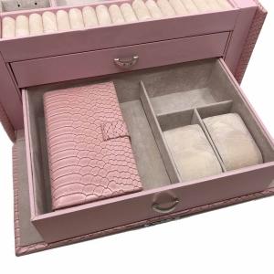 Cutia de bijuterii Elegant Pink by Borealy3